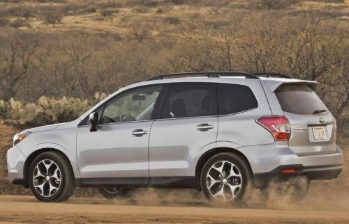 novo Subaru Forester  2015 Forester SUV