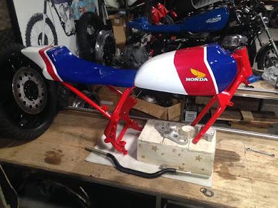 Honda CB750 Honda Colors