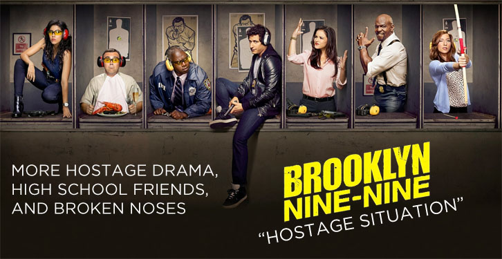 Brooklyn Nine-Nine - Hostage Situation - Review