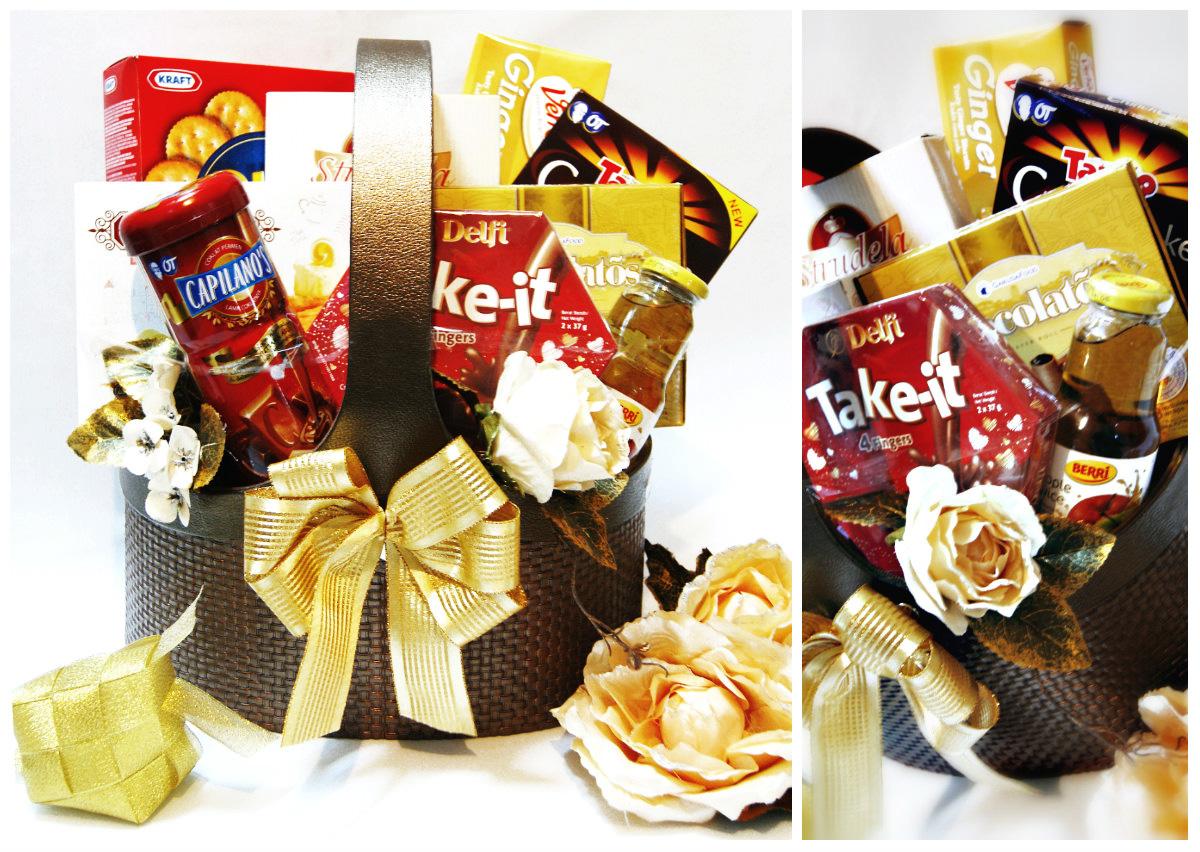 Sentra Bunga Florist Parcel Snack Lebaran Idul Fitri