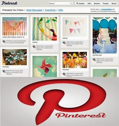 Como agregar un botón On Hover Pin It de Pinterest a sus imágenes