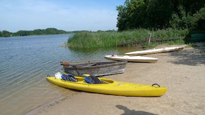 Na kajaku/On a kayak