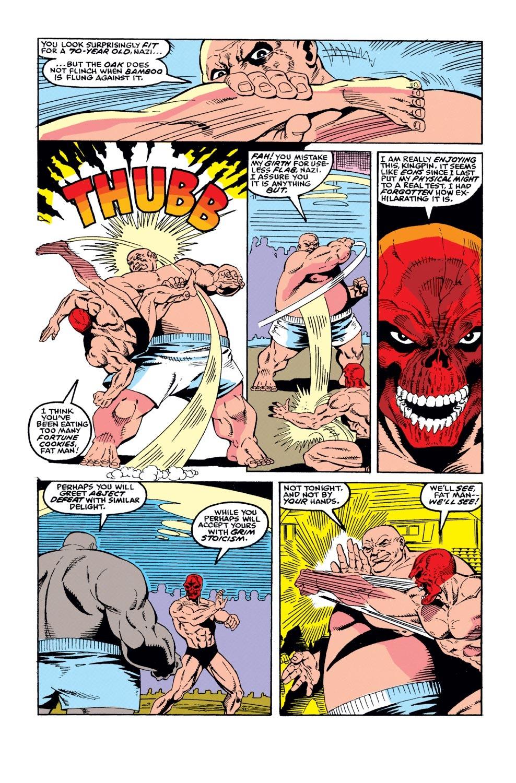 Captain America (1968) Issue #378 #311 - English 7