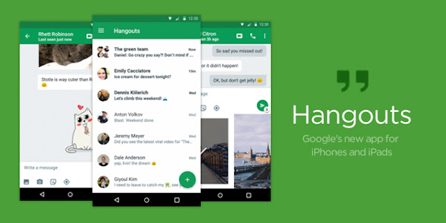 Hangout Android