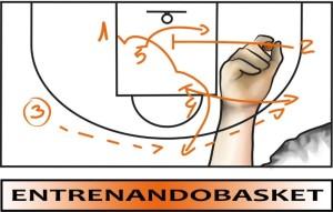 Entrenando Basket