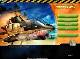 Helikopter Mağdur Kurtarma Oyunu