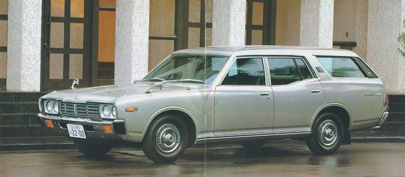 日産, セドリック, グロリア, クラシックカー, 日本車