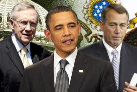 GOA Chief: Super Congress Will Lead Us Into Dictatorship obama reid boehner