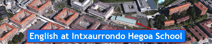 English at Intxaurrondo Hegoa School