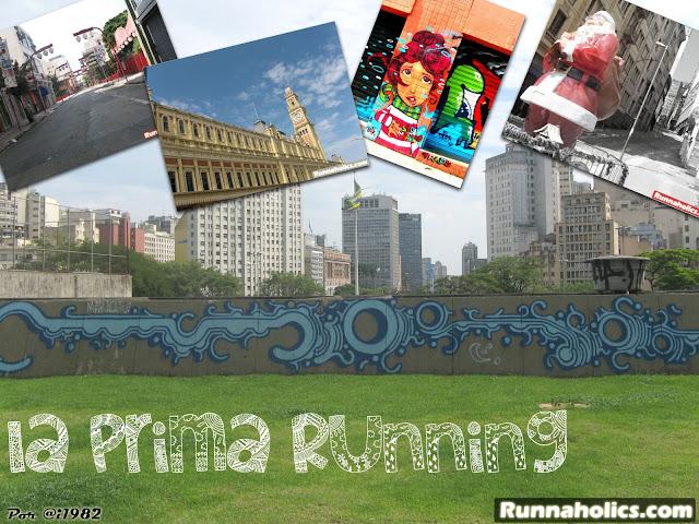 La Prima Running - Corrida de Rua de um jeito diferente