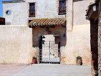 Detall de Can Plantada. Autor: Carlos Albacete