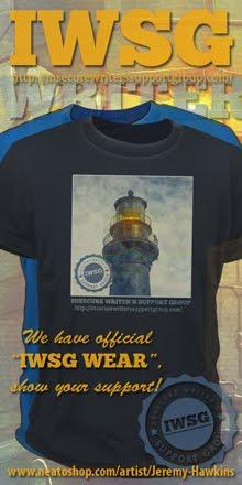 IWSG shirt
