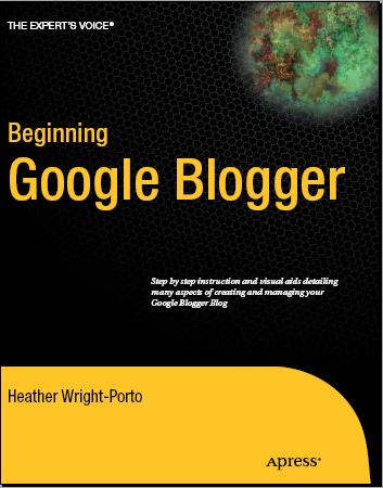 livres Beginning Google Blogger