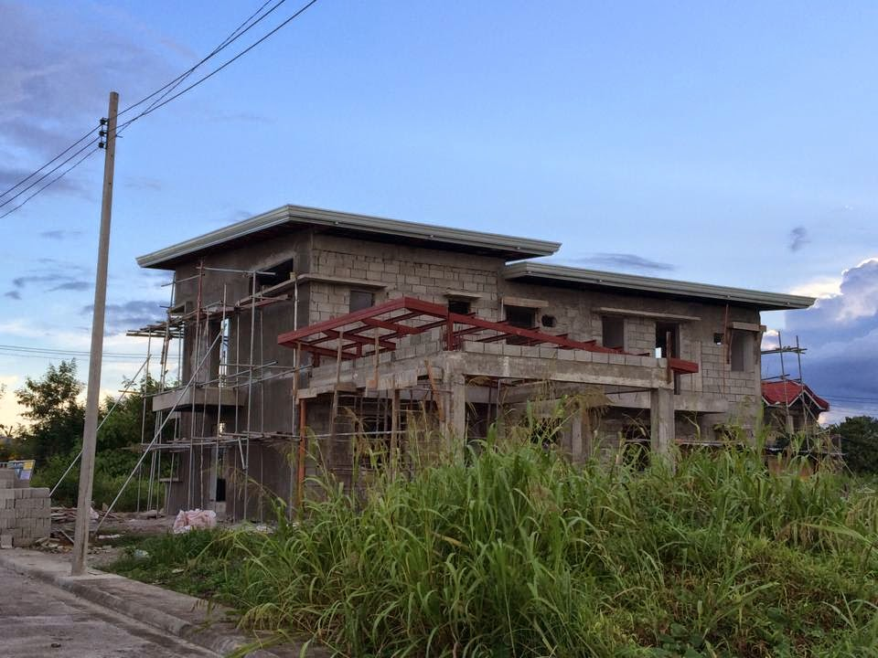 Two storey model house philippines for House models in the philippines