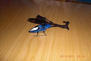 helicoptero para interior