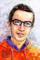 الشهيد د.علاء عبدالهادي