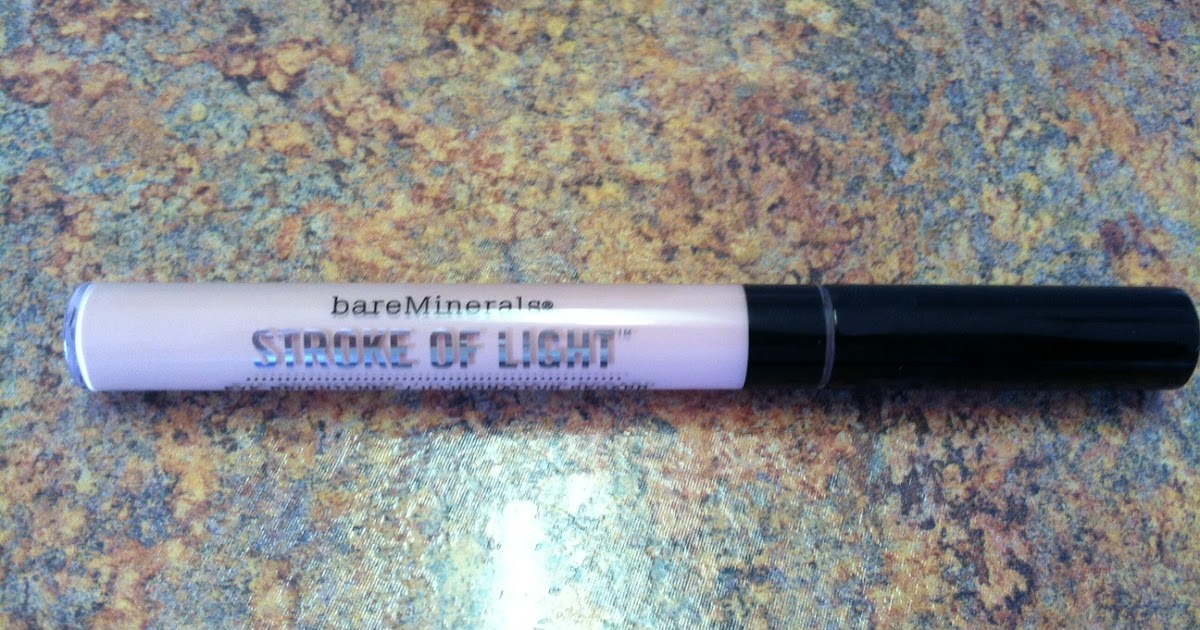 Love Shelbey First Impression Bare Minerals Quot Stroke Of