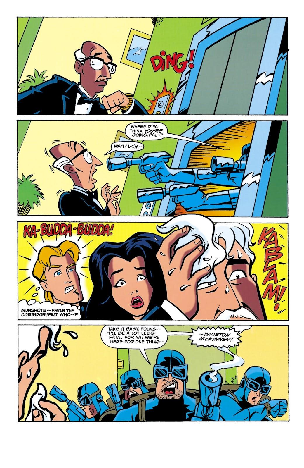 Read online DC Comics Presents: Wonder Woman Adventures comic -  Issue # Full - 6