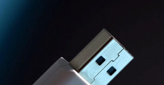 Hãy suy nghĩ trước khi cắm USB