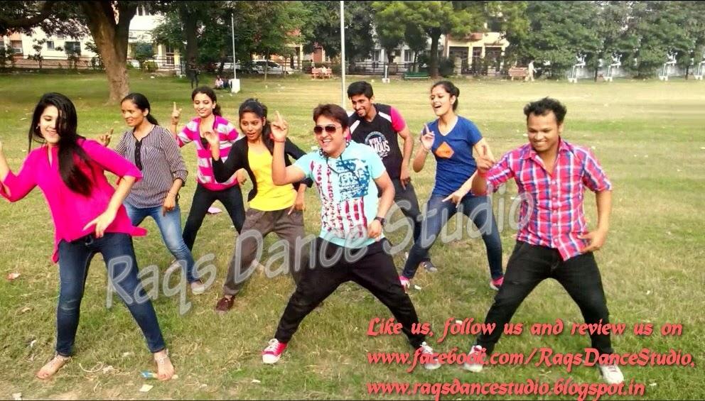 naveen arya, dance academy, raqs dance studio