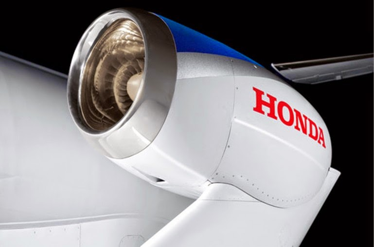 hondajet engine