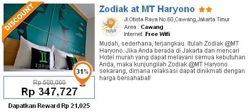 Berikut Hotel Murah Di Jakarta Daerah Cawang