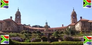 home of the south African president