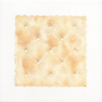 Drawing a Fine Line: 2 Saltines and a Buttery Round
