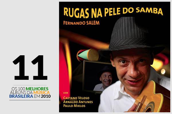 Fernando Salem - Rugas Na Pele Do Samba