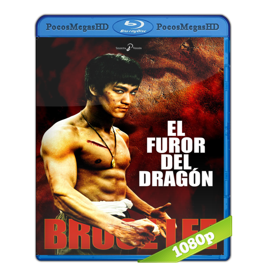 El Furor Del Dragon (1972) BrRip 1080p Dual Castellano 5.1 – Chino 5.1