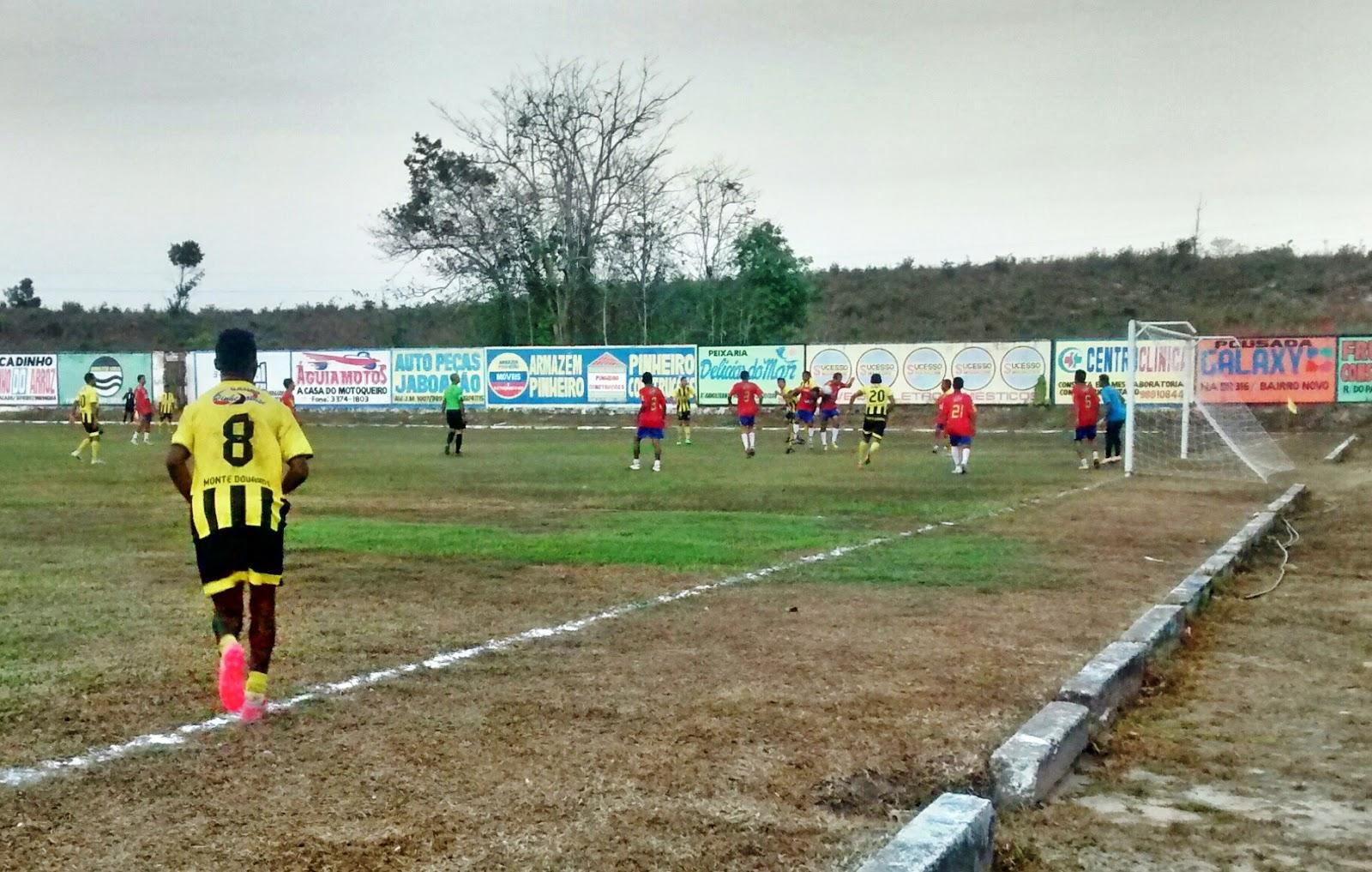 1c549e20c9 Campeonato de futebol da 1ª divisão de Santa Luzia do Paruá se iniciou com  04 grandes confrontos. Confira os resultados!