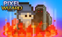 Pixel Wizard Adventura
