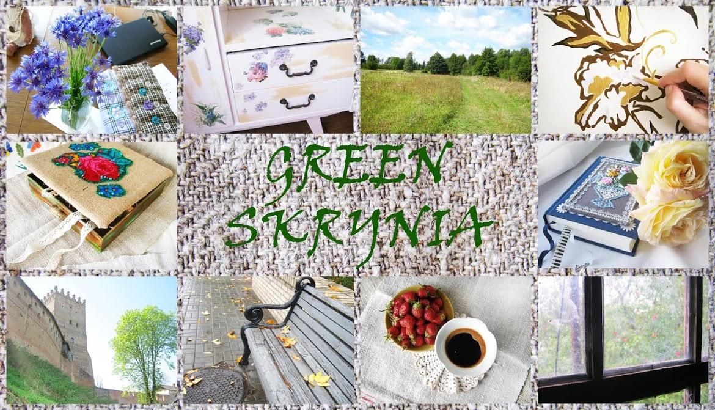 GREEN SKRYNIA