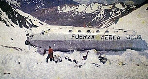 Voo 571 da Força Aérea Uruguaia