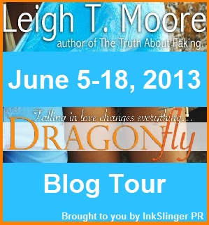 Dragonfly Tour: Review, Excerpt, and Giveaway