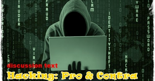 Contoh Discussion Text Hacking Terjemahan