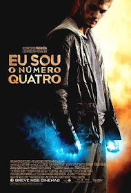 Baixar Filmes Download   Eu Sou o Nmero Quatro (Dual Audio) Grtis