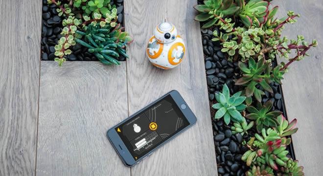 BB-8, El juguete- robot de 'Star Wars: El Despertar de la Fuerza'