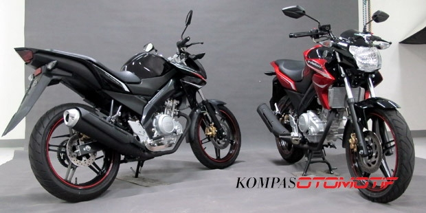 NVL vs CB150R