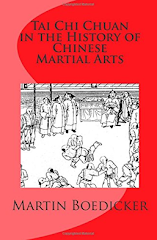 Paperback & Ebook: Tai Chi Chuan in the History of Chinese Martial Arts