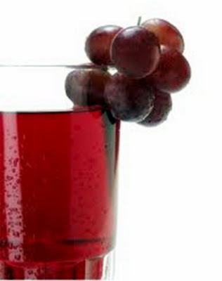 kandungan zat besi dalam jus anggur