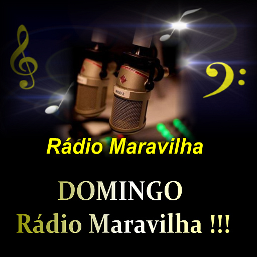 DOMINGO RÁDIO MARAVILHA