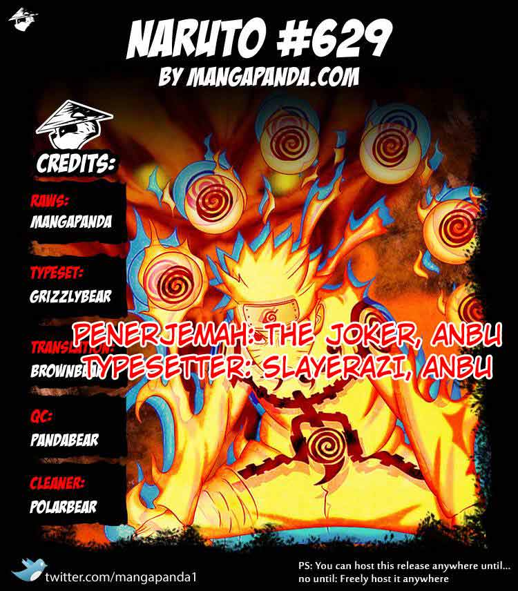 Naruto - Chapter:629 - Page:01