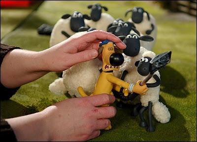 Kartun Shaun The Sheep dan Cara Pembuatannya