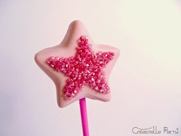 magic wand cake pop baguette magique