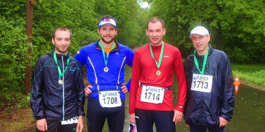 III Кусковский марафон - 16 мая 2015 - фото 2
