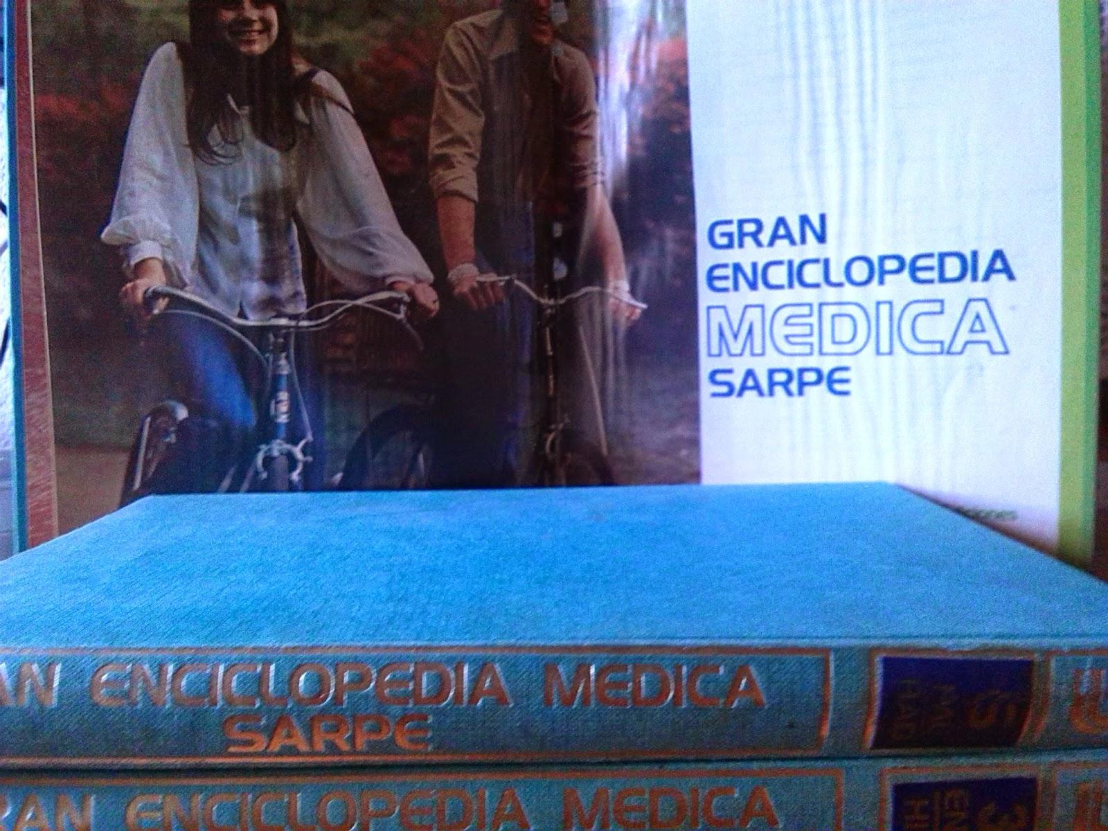 gran enciclopedia medica sarpe