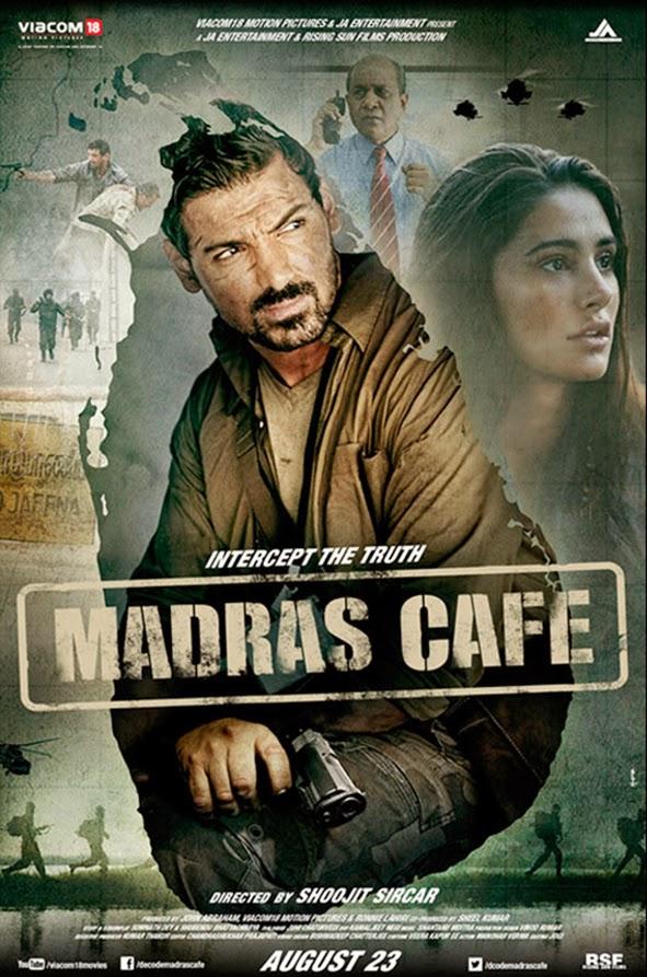Madras Cafe - 2013