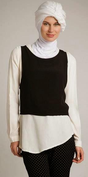 Baju Atasan Muslim untuk Pesta