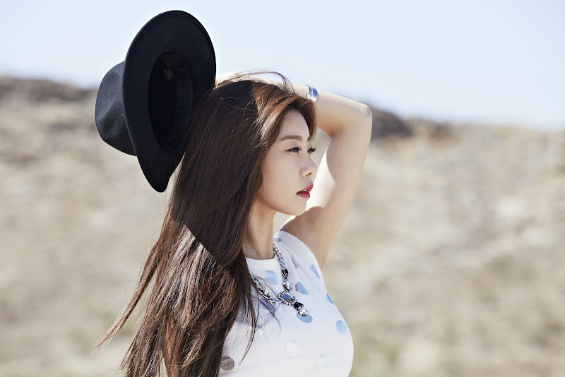 Girl's Day Sojin Love Second Album